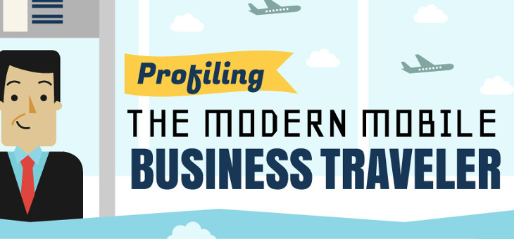 The Modern Mobile Business Traveller [Infographic]