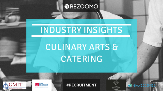 Industry Insights – Culinary Arts & Catering