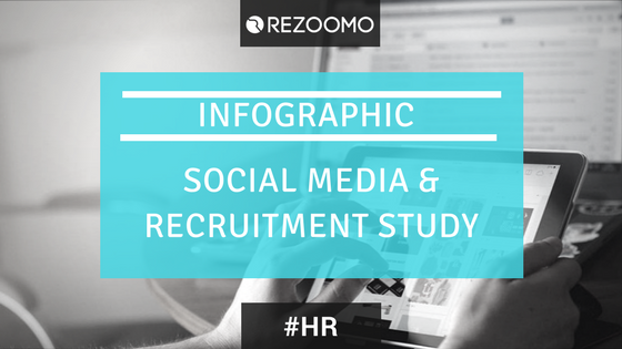 Infographic : The Importance of Social Media in Recruitment Marketing