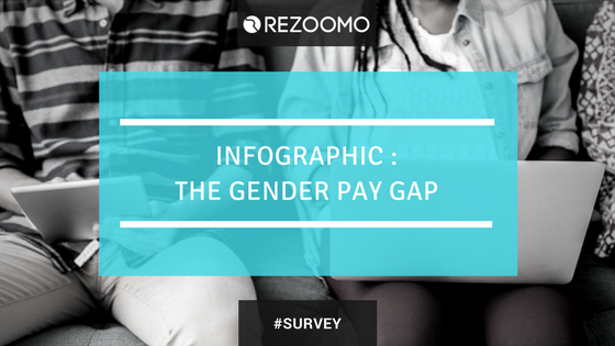 Infographic : The Gender Pay Gap