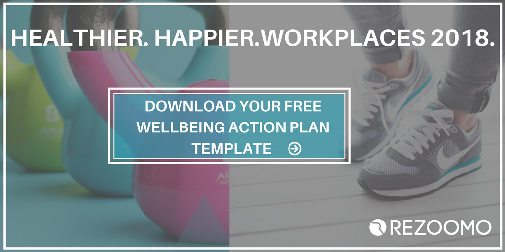 workplace wellbeing 2018