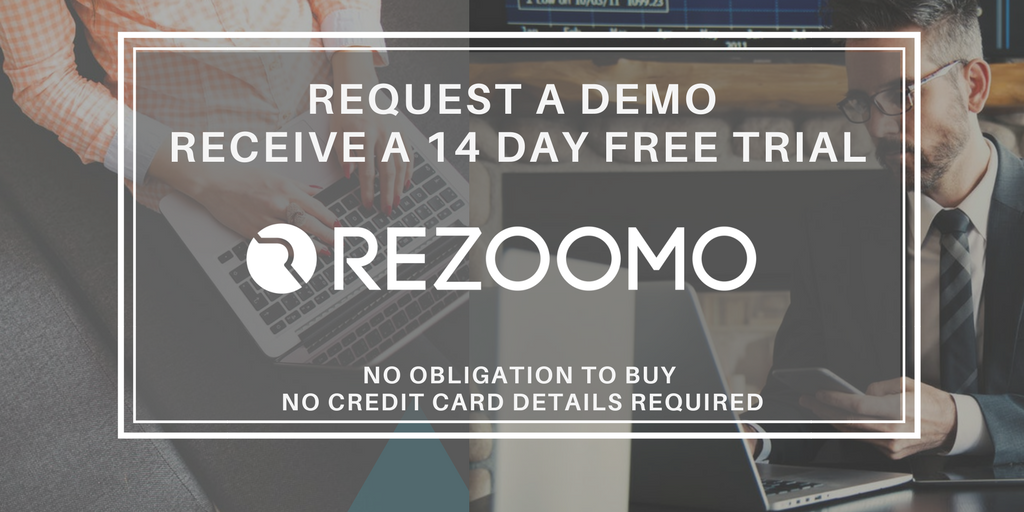 rezoomo request a demo
