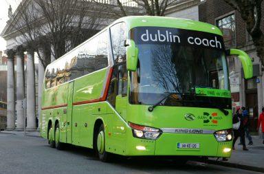 dublin coach
