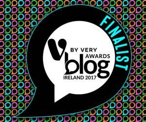 Blog Awards Ireland 2017